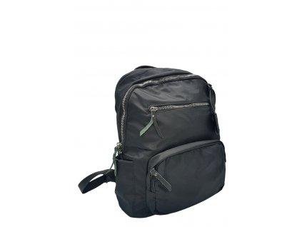 Batoh látkový černý