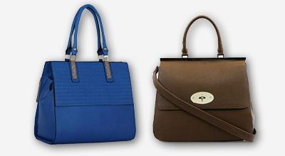 Čisté línie a krabicový tvar kabelky → inšpirujte sa s nami!!
