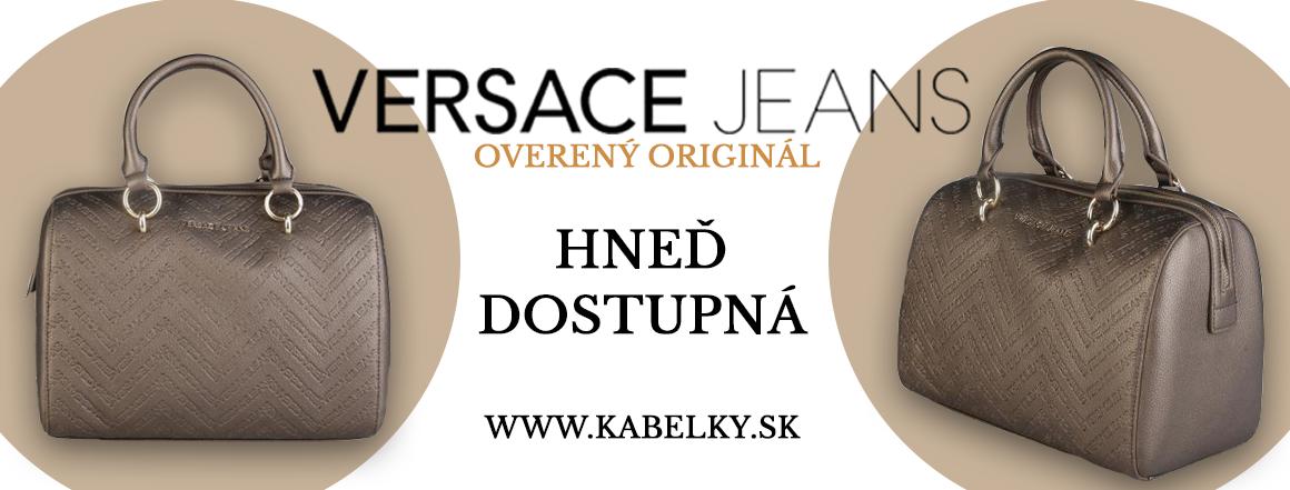 Značková kabelka Versace jeans