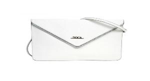 Biele kabelky
