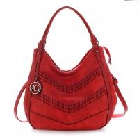 Červená Hobo kabelka