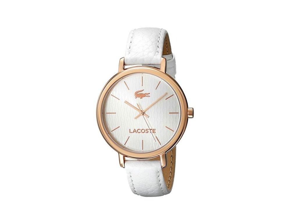 Dámske hodinky LACOSTE - biele  5d436ee0c0