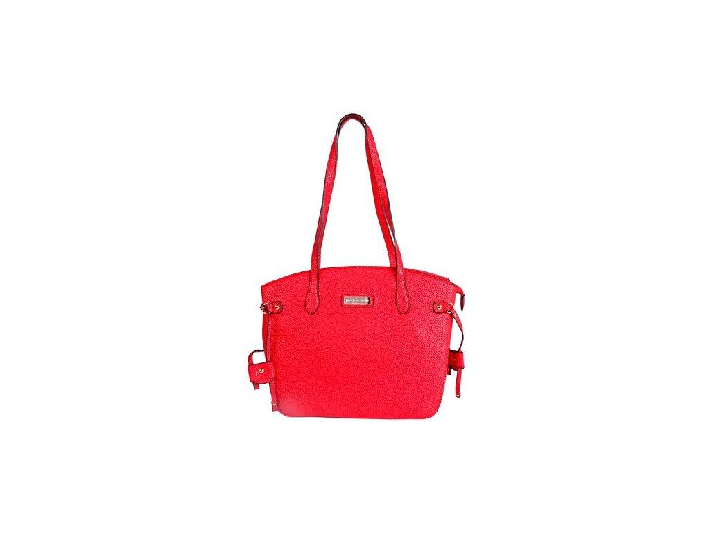 4419bc7238 Dámska kabelka Pierre Cardin - červená