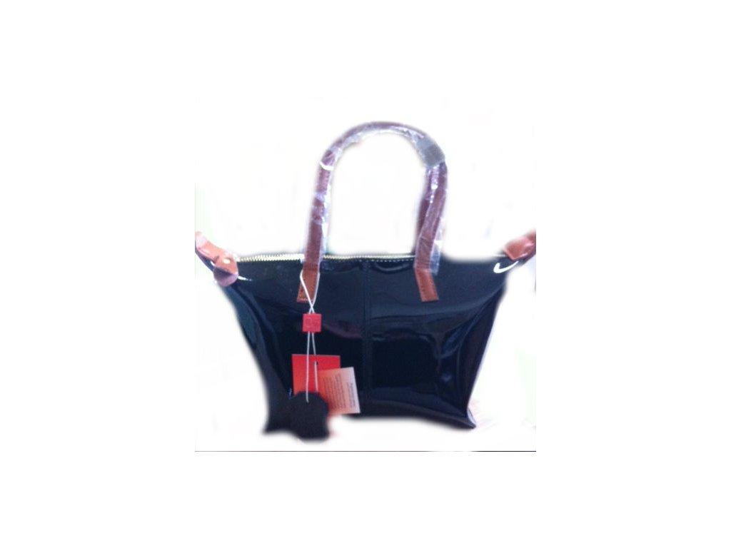 Kožená kabelka Sienna Rose - čierna  1cb460fe242