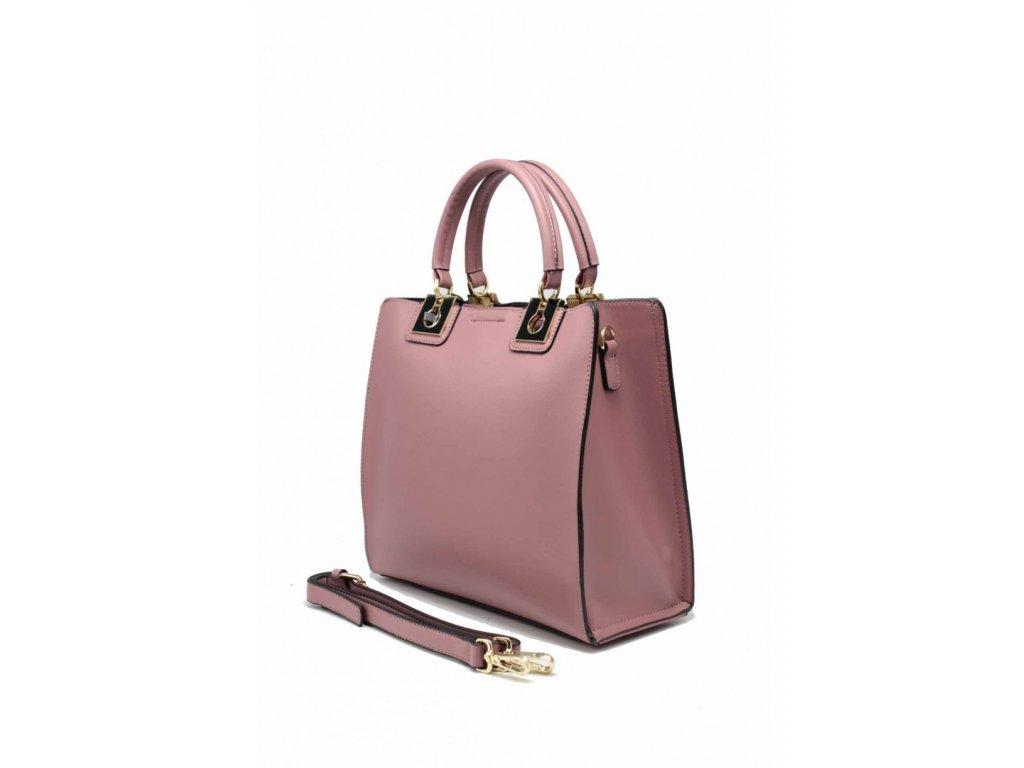 Dámska kabelka TOM EVA 6532L 2 purple ... dd04fe80902