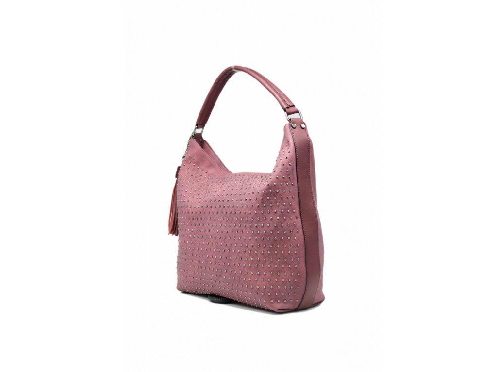 Dámska kabelka TOM EVA 17E 1770 1 červená ... dbd1fb77243