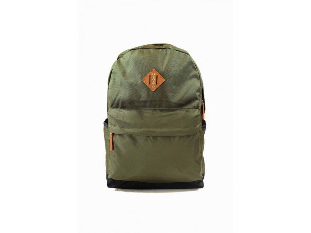 Pánsky ruksak Stewen 17D 1782 zelený 1 kabelky.sk