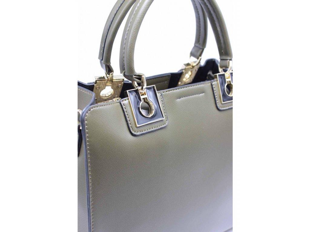 ... Dámska kabelka TOM EVA Hardy 6532 zelená 3 kabelky.sk 62d14797160