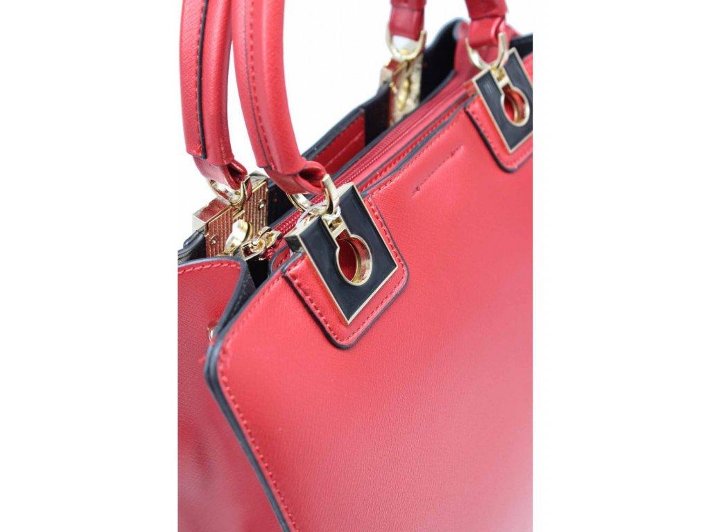 ... Dámska kabelka TOM EVA Hardy 6532 cervena 3 kabelky.sk 8c3c13a0959
