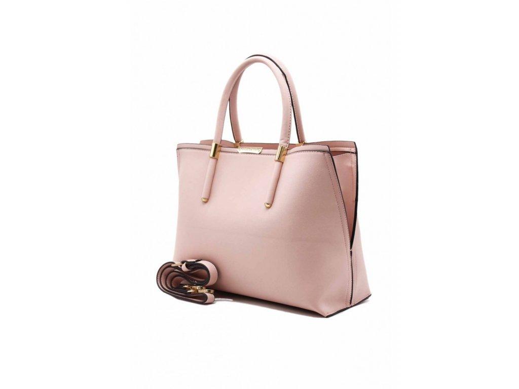 Dámska kabelka TOM EVA Lady 6429 ružová 2 kabelky.sk 56501ada398