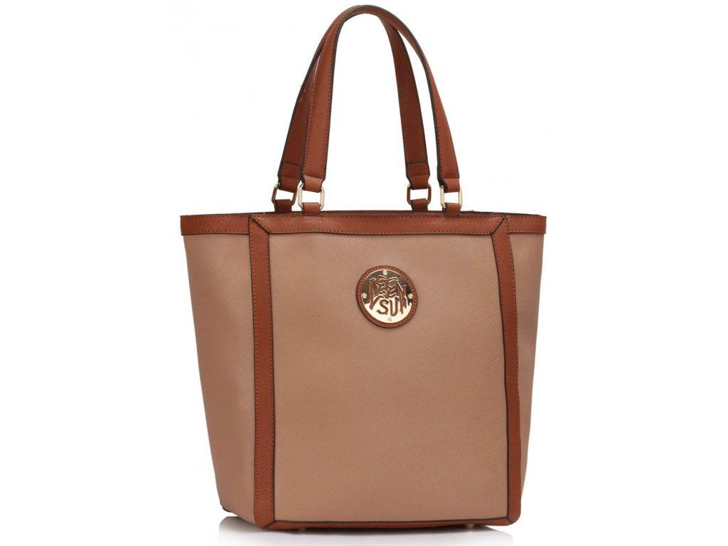 Dámska kabelka Marya - nude