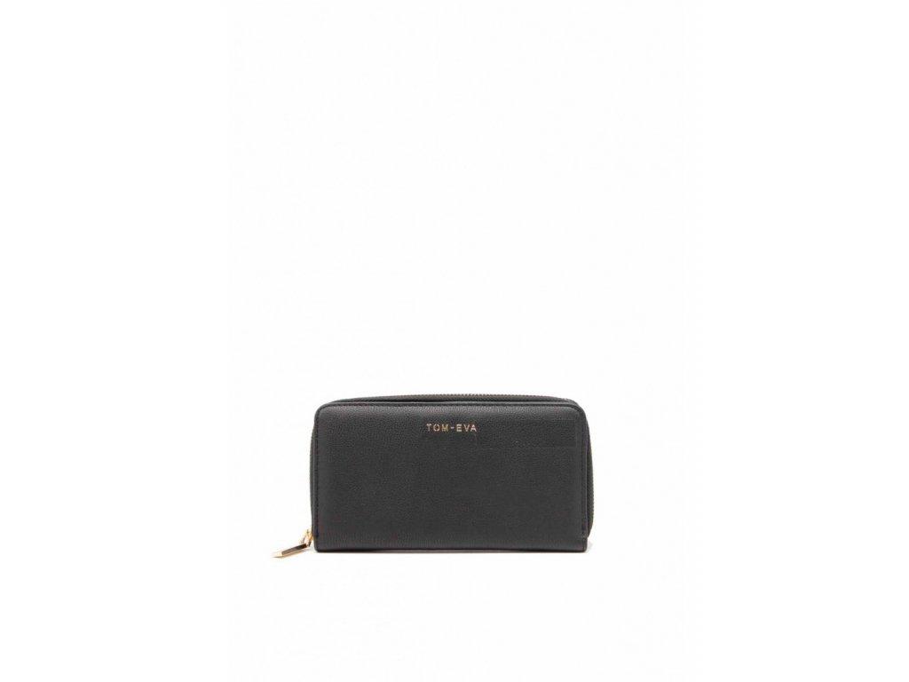 Dámska peňaženka TOM&EVA 17E 1709 BLACK kabelky.sk