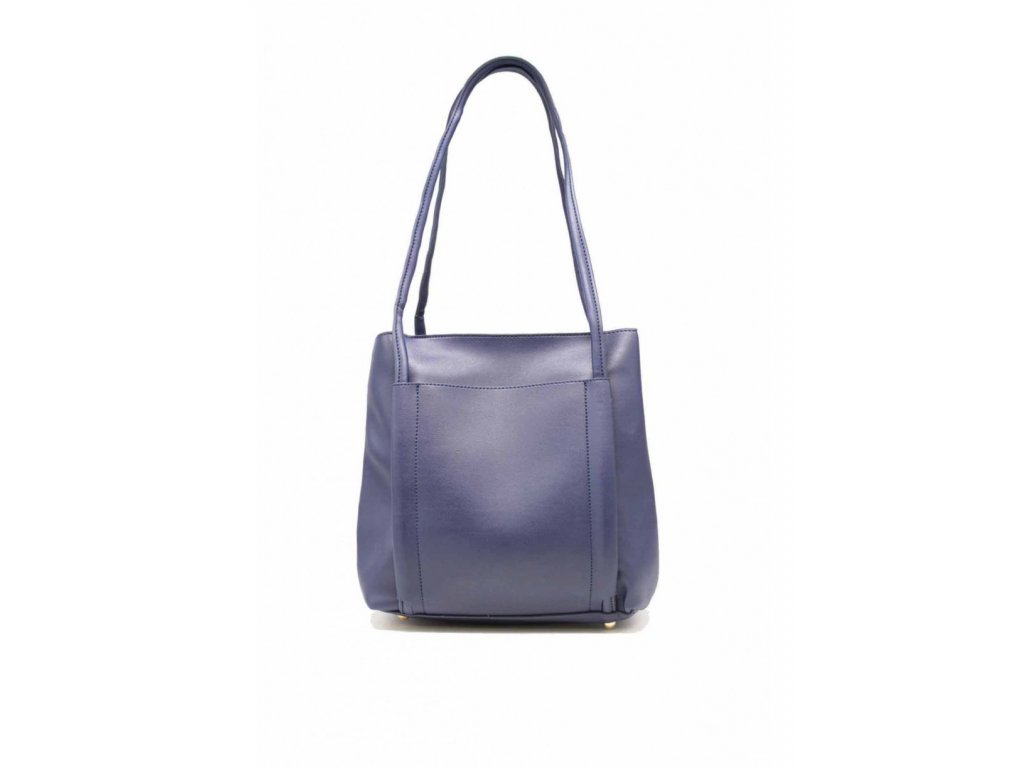 TOM EVA damska kabelka 6529 BLUE Kara modrá kabelky.sk 36058f207b9
