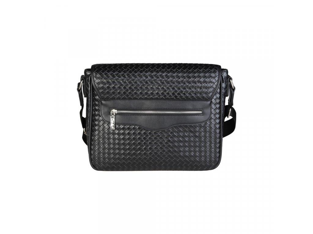 Pánska taška Versace - čierna  5f73ba27a64
