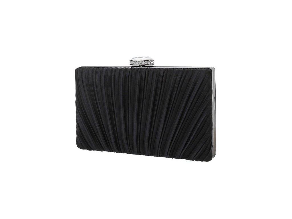 9a5f50006a Dámska spoločenská kabelka Lucinda - čierna ...