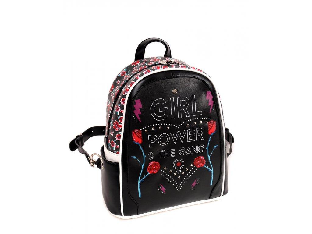 Dámsky ruksak doca 13332 multicolor 1 kabelky.sk