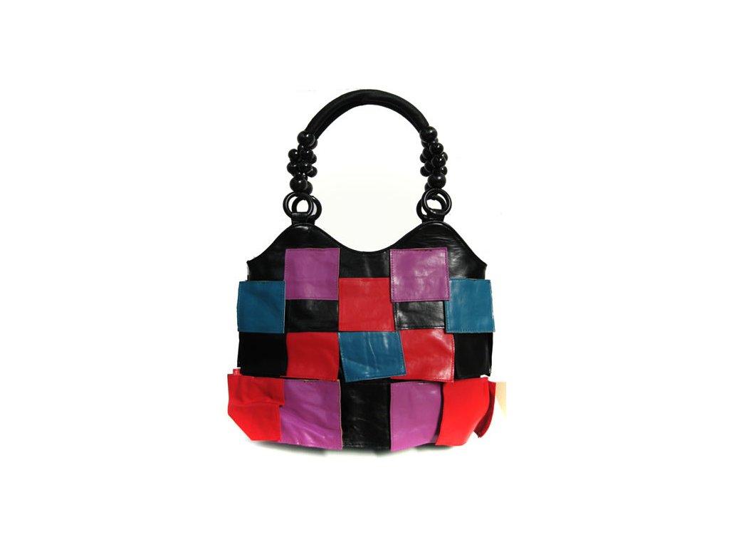 Kabelka Multicolor