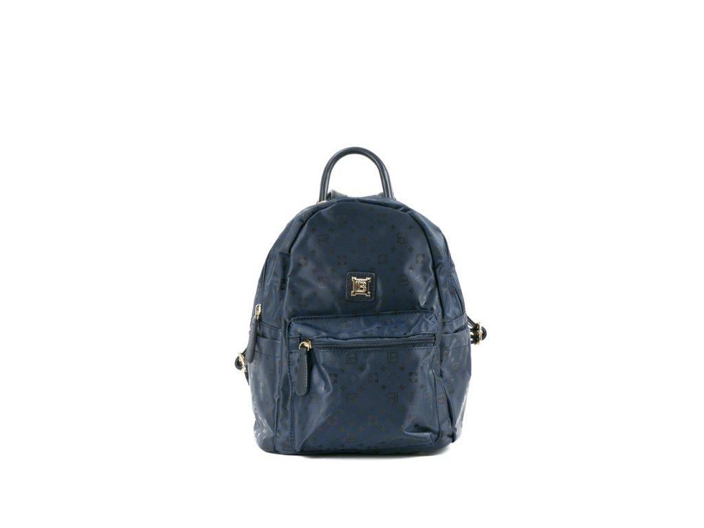 ede600d5b9 Dámsky ruksak laura biagiotti lb17w 101 28 modry 1 kabelky.sk