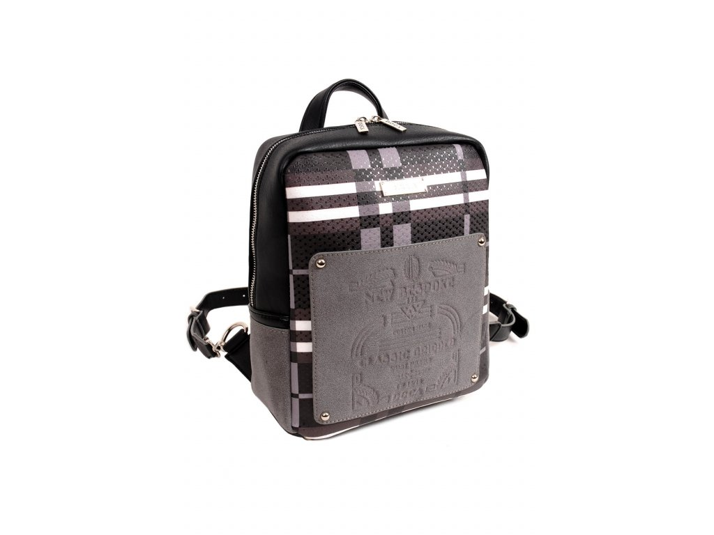 Dámsky batoh DOCA 14319 čierny 1 kabelky.sk