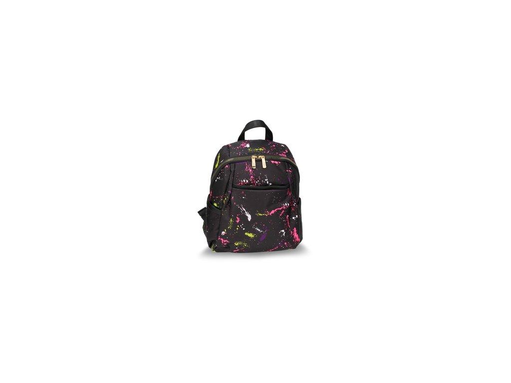 73f82e5d73 Dámsky ruksak Nataly AG00614A čierny 1 kabelky.sk