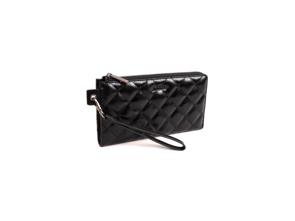 Peňaženka DOCA 65185 čierna 1 kabelky.sk