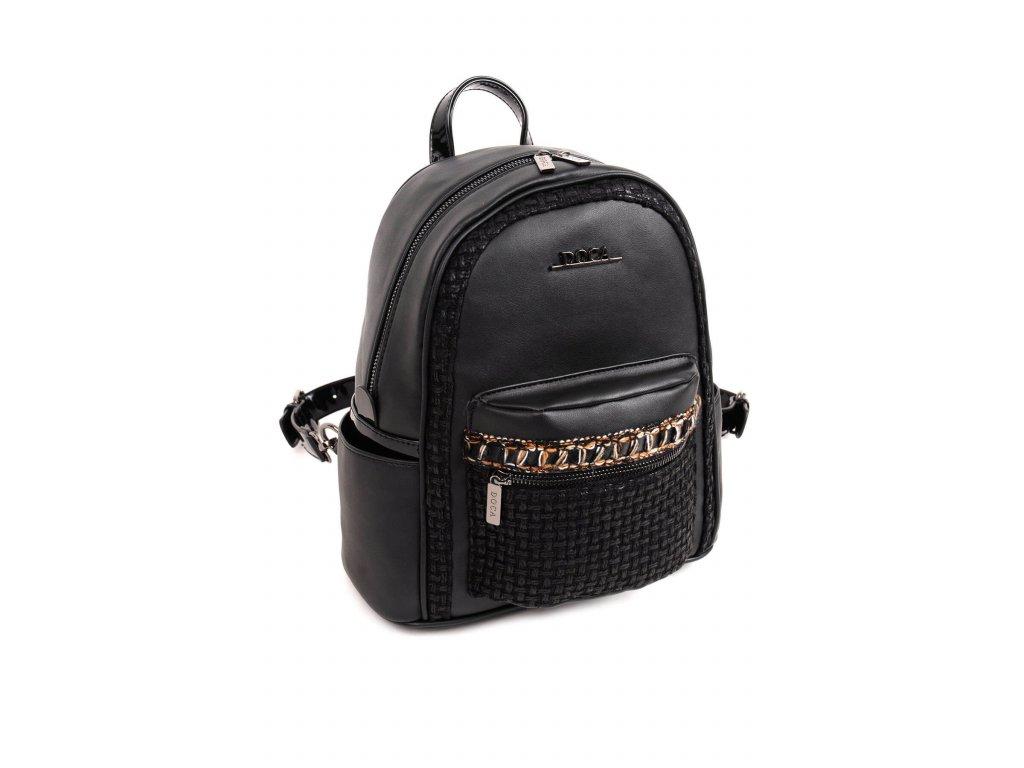8ddb234d15 Dámsky batoh DOCA 13820 čierny 1 kabelky.sk
