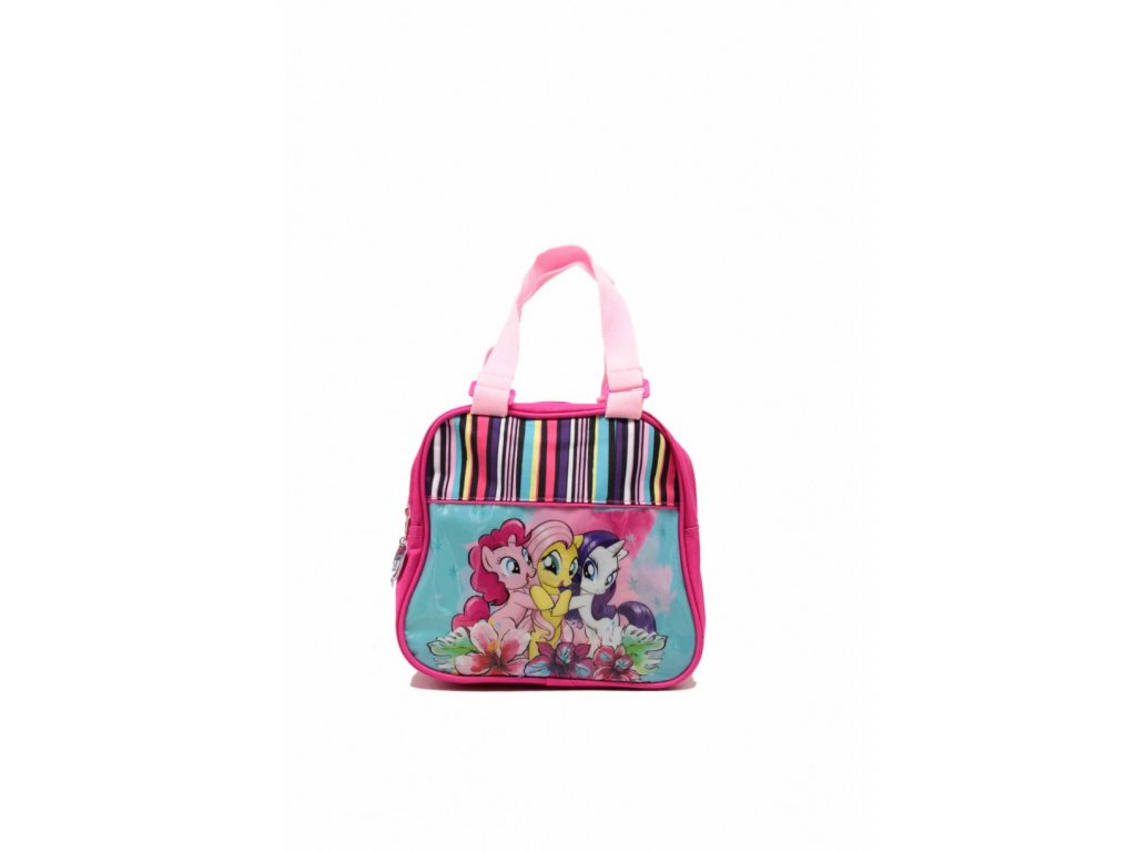 Dievčenská kabelka Poney - ružová