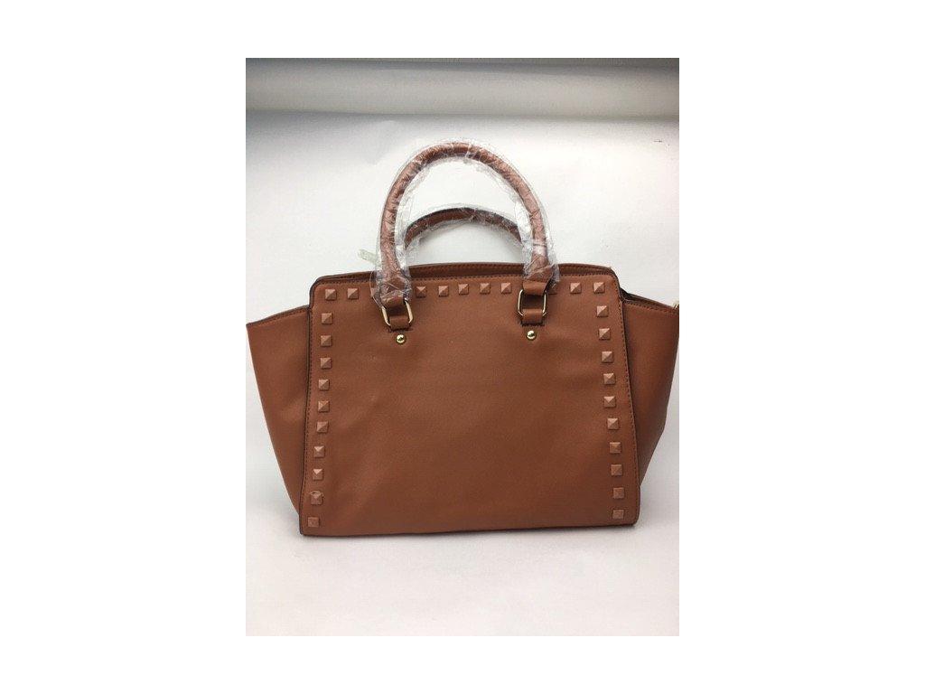 Dámska kabelka Hana - hnedá