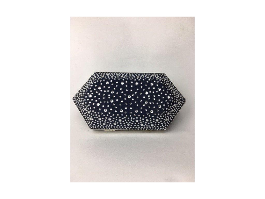 Spoločenská kabelka - modrá