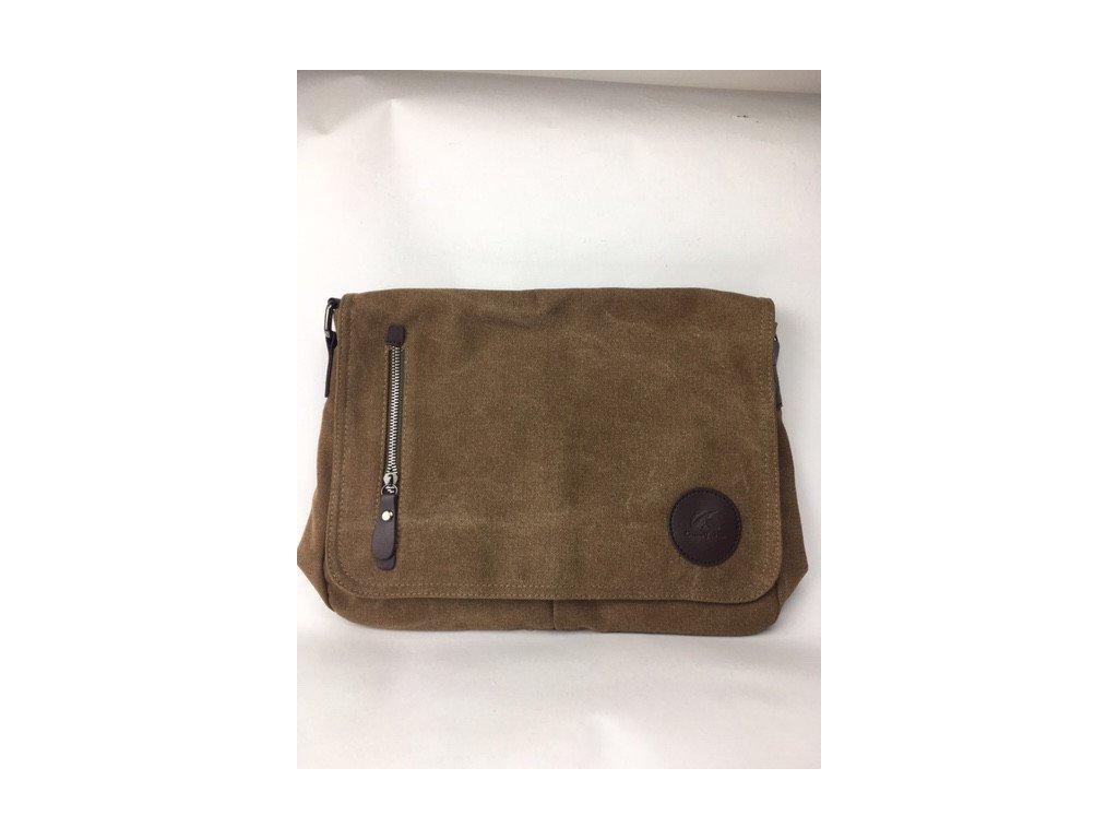 Pánska taška Kally - hnedá