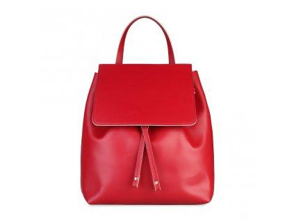 Batoh Made In Italia Carmen - červený