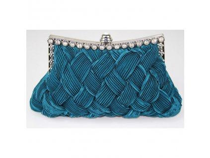 Spoločenská kabelka Royal - kráľovská modrá