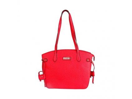 Dámska kabelka Pierre Cardin - červená
