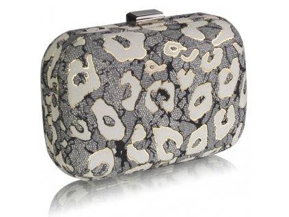 Spoločenská kabelka Case - ivory