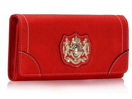 Peňaženka Twist - červená