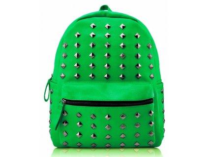 Ruksak Unisex - zelený