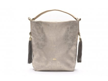 eng pl Shopper bag Felice Bolsa gold 16769 1