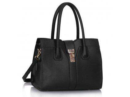 Dámska kabelka Lila - čierna