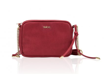 eng pl Crossbody LORETTO bag FB13 red 18829 1