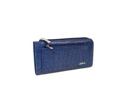 Peňaženka DOCA 64821 - modrá