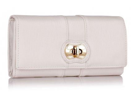 Peňaženka Twister - biela