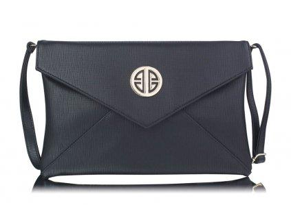 Listová kabelka Fly - čierna