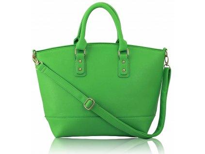 Kabelka Emerald - zelená