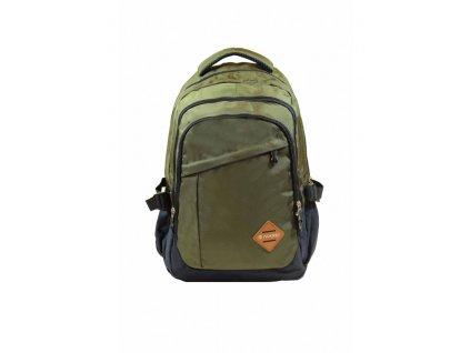 Pánsky ruksak Maty 17D 1777 zelený 1 kabelky.sk