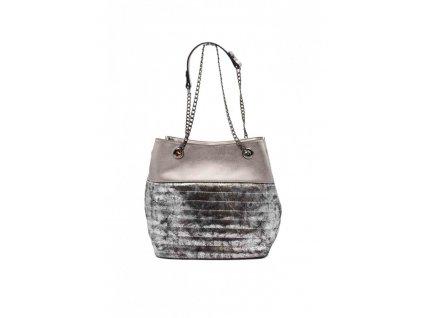 Dámska kabelka TOM&EVA 17E1620 1 silver kabelky.sk