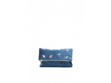 Dámska kabelka TOM&EVA Nuit - modrá