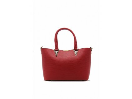 Dámska kabelka TOM&EVA Red Rose 6406 červená 1 kabelky.sk