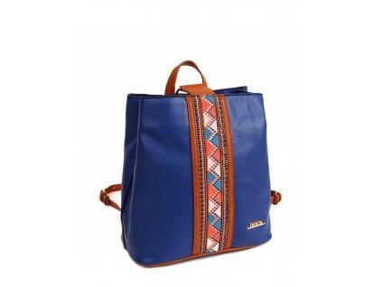 Dámsky ruksak DOCA 13265 - modrý