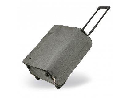 Cestovný kufor great AGT0015 sivý kabelky.sk
