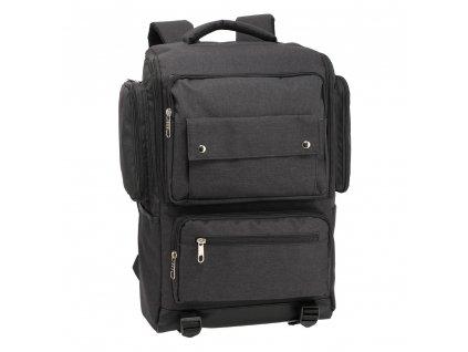 Pánsky ruksak Noah AG00613 1 čierny kabelky.sk